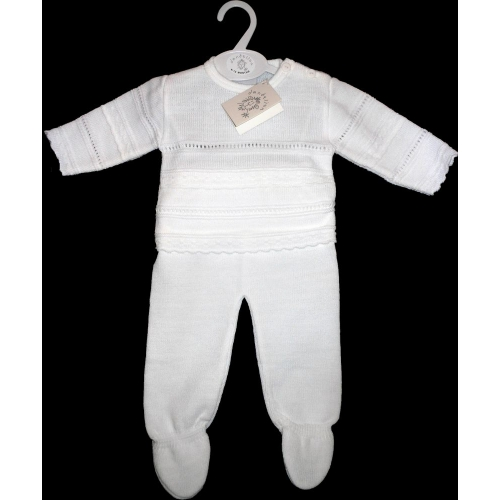 White 2 Piece set             dan5