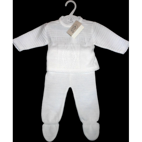 White 2 Piece set             dan6