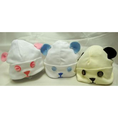 Cotton Teddy HATS           hat19