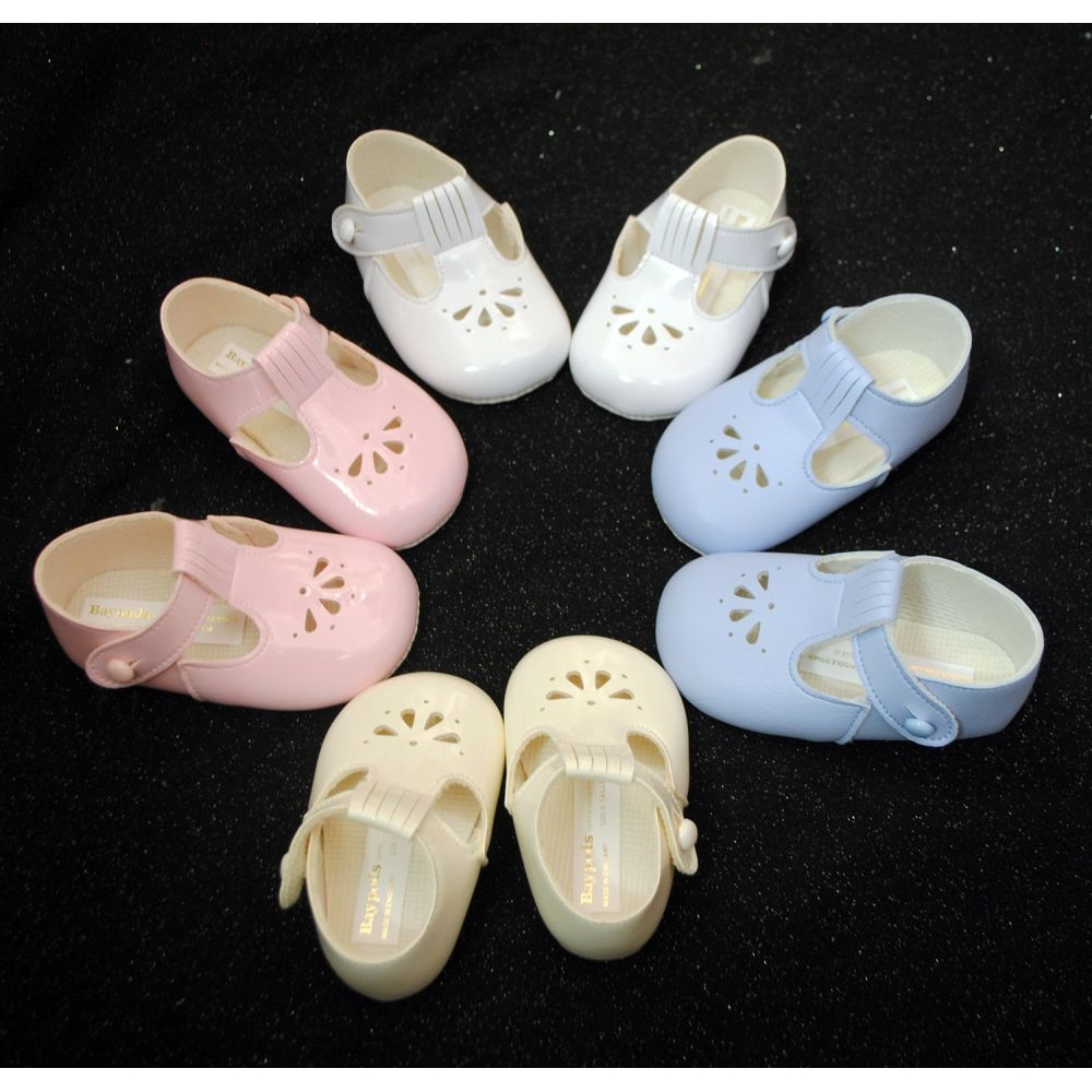 Girls Baby Pod Shoes 0496